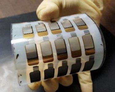 How light a foldable and long-lasting battery can be