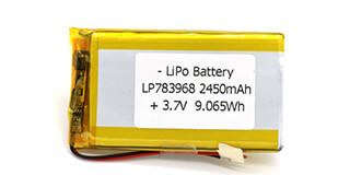 3.7-v-battery-lp783968-2450mah